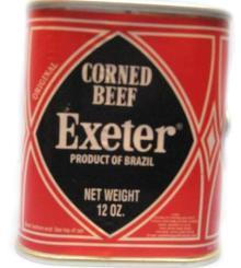Exeter Corned Beef (12 oz / 340g)