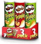 Pringles USA 169gr