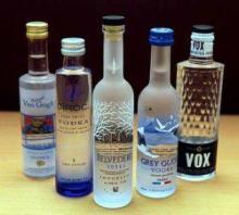 Ciroc Blue Frost Vodka 0.70cl