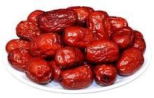 organic red date