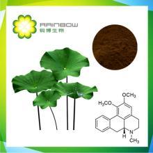 Lotus  Leaf Extract, Nuciferine 2%-98% HPLC flavones