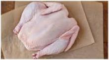 Halal Certified Frozen Whole Chicken