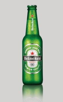 Dutch origin Heineken Beer