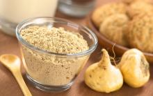 Dried Maca Root And Maca Powder