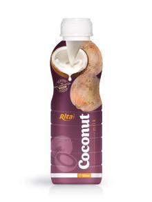 500ml PP bottle Coconut Milk