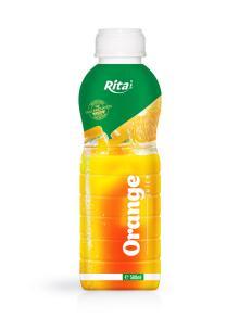 500ml PP bottle Orangen Juice