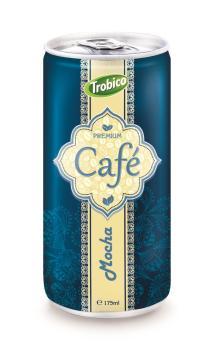 175ml aluminum can Mocha Coffee drink