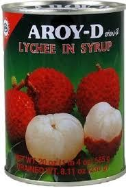 Lychee Canned