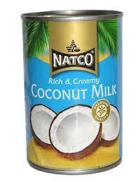 Creamy Coconut