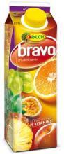 Rauch Bravo Melon-Pineapple 1L