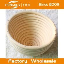 Eco-friendly and disposable hot selling handmade rattan brotform baskets/rattan banneton baskets