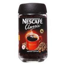 Nescafe classic coffee instant