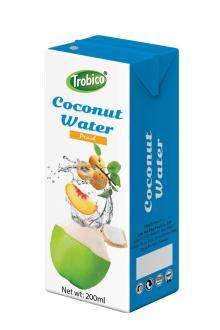 200ml Tetra pak Coconut Water