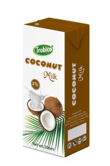 200ml tetra Coconut Milk