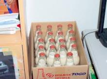 up grade 100% soybean Milk for sale