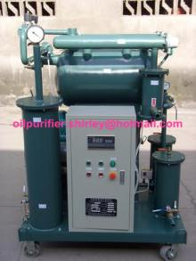 Single-Stage Vacuum Transformer Oil Purifying Machine