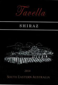 2014 TAVELLA SHIRAZ