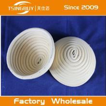 Factory wholesale handmade natural cane round banneton baskets/banneton brotform