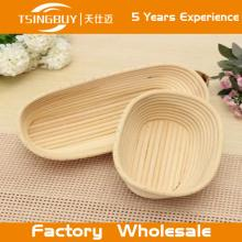 Durable and washable handmade hot selling frieling proving basket /bread proofing basket