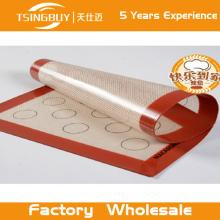 New Kitchen professional kitchen silicone heat-resistant baking mats/silicone heating mat