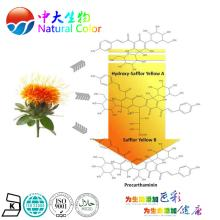 natural color carthamus tinctorius yellow colour food additives