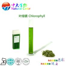 natural color Sodium Copper Chlorophyll food additives