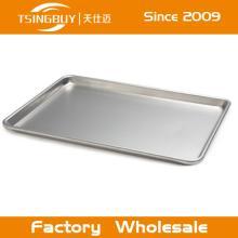 Nordic ware commercial aluminum oven baking sheet pan/industrial steel baking pan