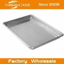 Nordic ware commerical disposable and eco-friendly Aluminum oven baking sheet/flat sheet pan