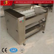 High Capacity Carrot/Potato/Ginger Washing And Peeling Machine