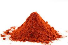 dehydrated chili powder
