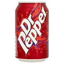 Dr Pepper Soft drink 330ml x 24