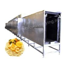 Microwave Pasta Drying Equipment