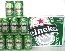Premium Heineken Beer,Netherlands Origin