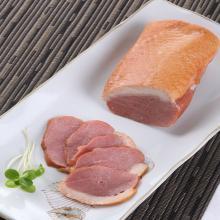 Frozen Cooking Skin-on Boneless Original Taste Herb Smoked Duck Breast Meat