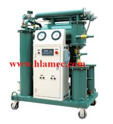 Single Stage Transformer Oil Insulation Oil Purifier