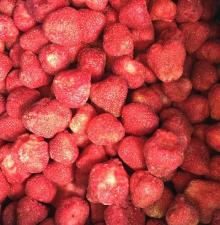 Freeze dried FD strawberry whole from China