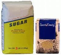 White Refined Cane & Beet Sugar ICUMSA 45, 2kg/5kg/10kg/25kg/50kg bags