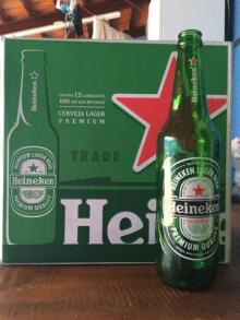 Heineken Lager Beer , Holland Origin