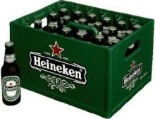 All sizes Heineken beer bottles/cans from Holland,