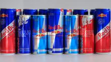 RED BULL energy drinks 250ml Red Blue/Silver