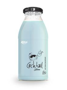 250ml glass bottle Cocktail Juice drink
