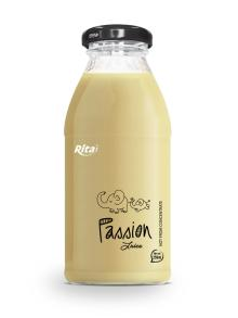 250ml glass bottle Passion Juice drink