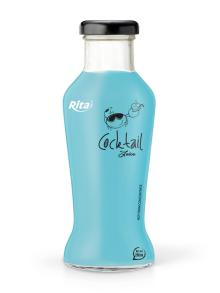 280ml glass bottle Cocktail Juice drink