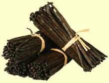 High quality Dried Vanilla Beans Grade AA