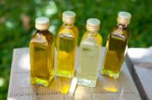 We sell olive oil
