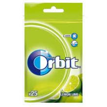 Orbit 25 dragees Chewing Gums