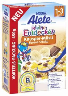 Alete Baby Milk Cereal 450g Stracciatella
