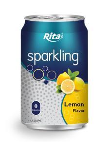 330ml Lemon Sparkling Water