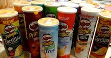 Pringles 165g X 18 Units Arabic and English Pack