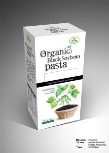 Organic Black Soybean Spaghetti